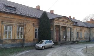 Pałac Bobrowskich w Andrychowie