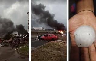 Andrychów szykuje pomoc dla mieszkańców Czech poszkodowanych w wyniku tornada