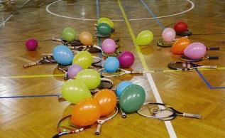 Będzie turniej tenisowy dla dzieciaków. Trwają zapisy, liczba miejsc ograniczona