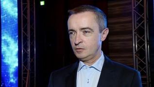 Paweł Karłowski z firmy BT Global Services