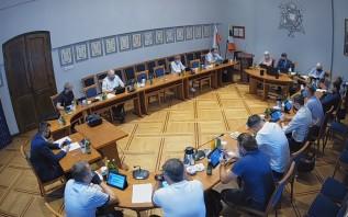 Błyskawiczna sesja Rady Wadowic. Trwała dokładnie 170 sekund