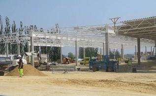Budowa wielkiego parku handlowego na finiszu. Kiedy otwarcie Galerii Andrychów?