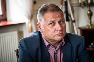 Tomasz Żak burmistrz Andrychowa