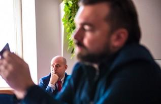 Burmistrz Mateusz Klinowski wycofał się z władz spółki Eko, na wysypisku wiceprezesem nadal pozostaje Paweł Koper