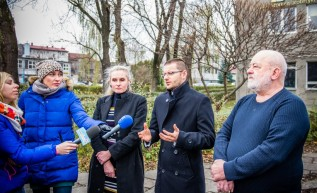 Starosta Kaliński i właściciele przychodni zdementowali kłamstwa burmistrza Klinowskiego