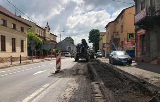 Przebudowa ulicy Lwowskiej