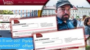 Na oficjalnej stronie Urzędu Miasta ukazały się oferty pracy, które załatwił Klinowski. To oferty francuskiego hotelarza z Lourdes