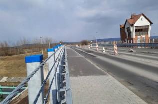 Most na Wiśle w Jankowicach to popularny skrót do autostrady A4 i Chrzanowa