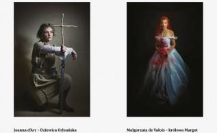 Były silne, zachłanne, sprytne... Fotografki z Wadowic wcieliły się w kobiety władzy, jest wystawa
