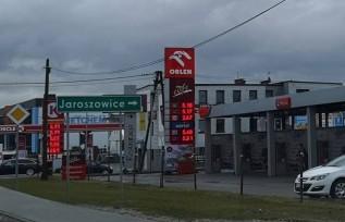 W piątek (12.03) cena Pb95 na wadowickich Orlenach wyniosła 5,18 zł/litr
