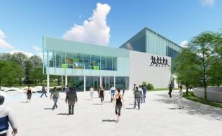 Ruszają z nową inwestycją w Andrychowie. Cztery pracownie chcą zaprojektować arenę sportową