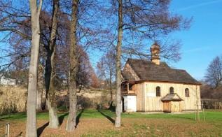 Dlaczego kościółek w Tłuczani powstał właśnie w tym miejscu? Ciekawostka historyczna