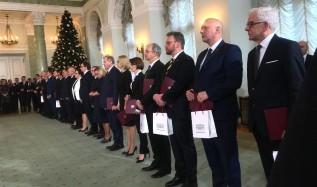 Nowi ministrowie odebrali we wtorek nominację od prezydenta