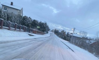 Droga Woźniki-Bachowice