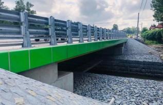 Przebudowa mostu na Kleczance