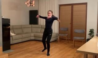 Duży sukces konkursu tanecznego w Wadowicach podczas kwarantanny