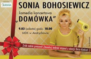 """Dzień Kobiet już 8 marca! A może """"one woman show"""" znanej aktorki jako prezent z tej okazji?"""