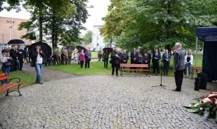 Obchody Dnia  Solidarności  i Wolności w Wadowicach