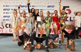 Dziewczęta z naszego regionu na podium mistrzostw w fitnesie. Gratulujemy!