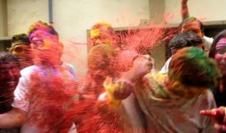 Eksplozja kolorów odwołana. Organizatorzy: Nikt nie wyraził woli współpracy