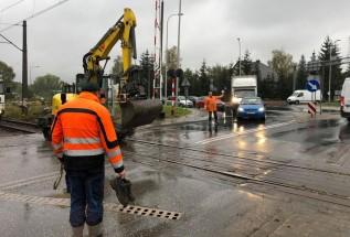 Felerny przejazd kolejowy w Wadowicach do remontu. Naprawa będzie kosztować dwa miliony