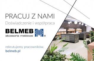 Firma Belmeb w Izdebniku poszukuje Magazyniera