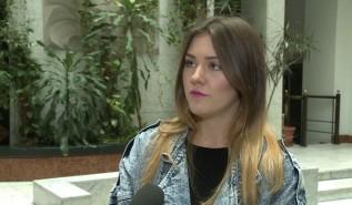 Karolina Masalska, młodszy specjalista ds. PR w Instytucie Monitorowania Mediów