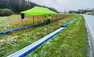 Wadowice budują wodociąg do Wysokiej. Duża inwestycja rozwiąże problem mieszkańców?