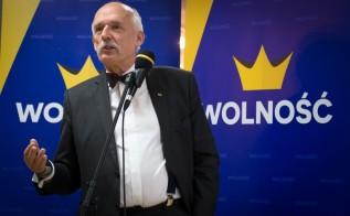 Janusz Korwin - Mikke w Wadowicach