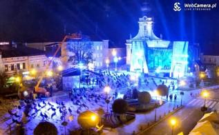 Jedyny taki koncert w Polsce w czasie epidemii. Wadowice dziękują za świętego Jana Pawła II