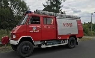 Jeżdżą 40- letnim wozem, remontują sprzęt sami. Strażacy z Mucharza potrzebują pomocy