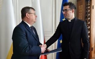 Ksiądz Łukasz Piorkowski od 1 lutego będzie dyrektorem muzeum papieskiego