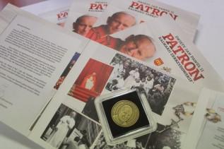 Kalwaria Zebrzydowska ma swoją unikatową monetę. To pamiątka ważnego wydarzenia