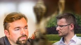 Czy Mateusz Klinowski ma taki pomsył na kampanię wyborczą... pozywać do sądu swojego przeciwnika Bartosza Kalińskiego?