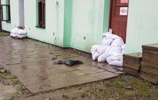 Klubowicze z Barwałdu załamani. Ich boisko i odremontowane pomieszczenia zalane