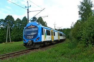 Kolejowa zakopianka do poprawy. Pasażerowie we wrześniu przesiądą się z pociągów do autobusów