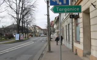 Znak zniknie ze środka chodnika