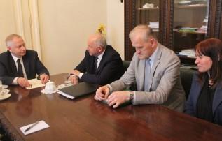 Przedstawiciele Kalwarii i Krakowa rozmawiali o nowych połączniach