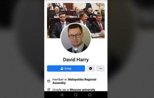Ktoś ukradł wizerunek posła z Wadowic? Stworzyli mu fałszywe konto na Facebooku