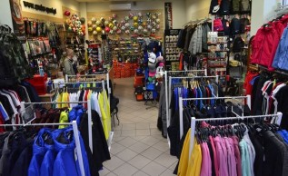Likwidacja sklepu sportowego Andar. Totalna wyprzedaż, mega okazje!