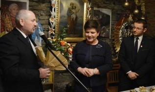 Wicepremier Beata Szydło odwiedziła Andrychów