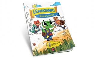 Lewiatan - Kolorowanki Lewiatanki