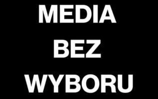 """""""Media bez wyboru"""" - duże redakcje protestują przeciwko nowemu podatkowi"""