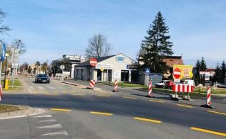 Na ulicy Lwowskiej w Wadowicach ponownie nastąpiła zmiana organizacji ruchu!
