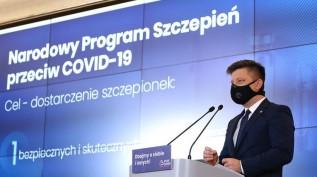 Narodowy Program Szczepień może objąć wszystkich Polaków. W całym kraju 8 tysięcy punktów