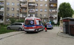 Incydent na osiedlu Kopernika w Wadowicach