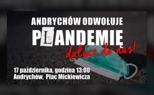 """Nie wierzą w epidemię i będą protestować w Andrychowie: """"Jesteśmy robieni w konia"""""""