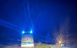 Nie żyje 20-letni mężczyzna potrącony przez pociąg w Leńczach