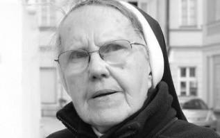 Ś.P. siostra Magdalena Strzelecka