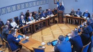 Wnioskodawcą uchwały w imieniu mieszkańców był Andrzej Kowalczyk